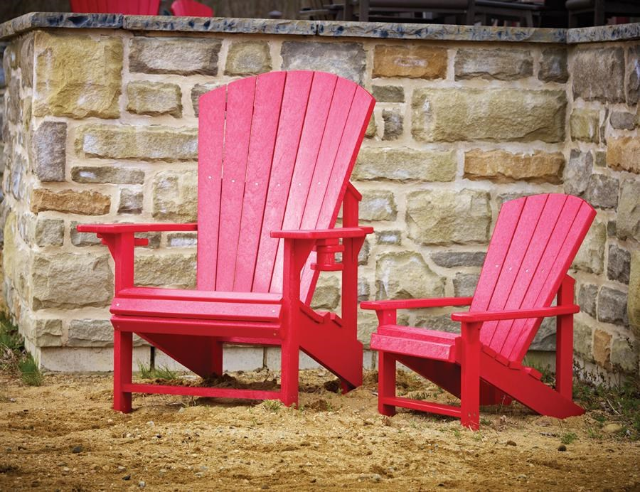 ... C.R. Plastic Products Generation LineKidu0027s Adirondack Chair
