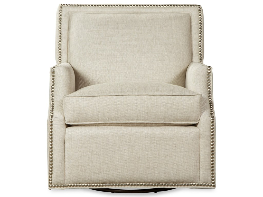 Craftmaster 003710Swivel Glider