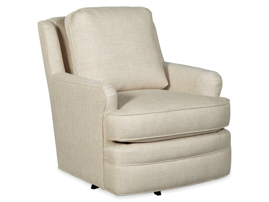 Craftmaster 005510Swivel Chair