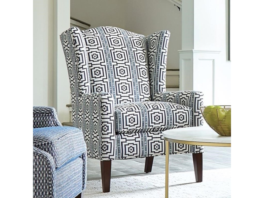 Craftmaster 032410Wing Chair
