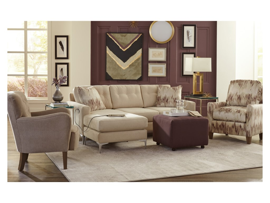 Craftmaster 066510Accent Chair