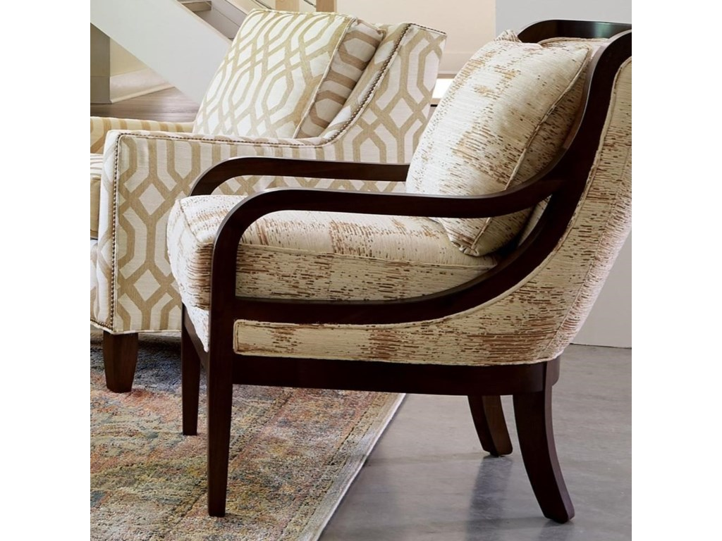 Hickorycraft 067410-067510Accent Chair