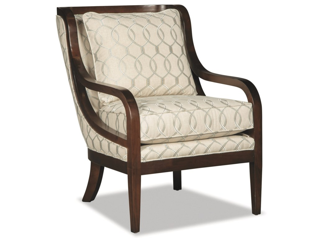 Hickory Craft 067410-067510Accent Chair