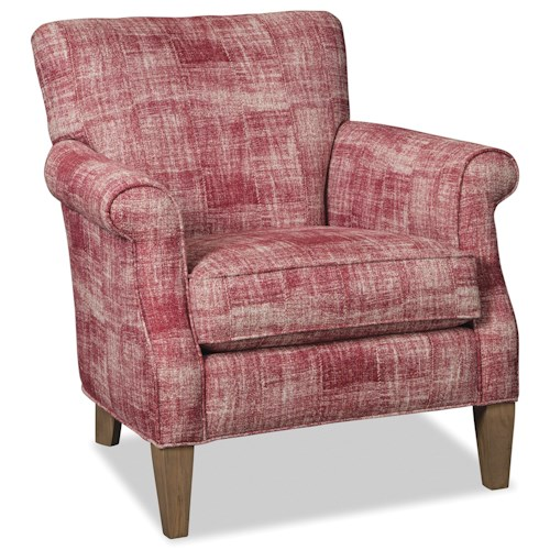 Craftmaster 072210 Casual Accent Chair