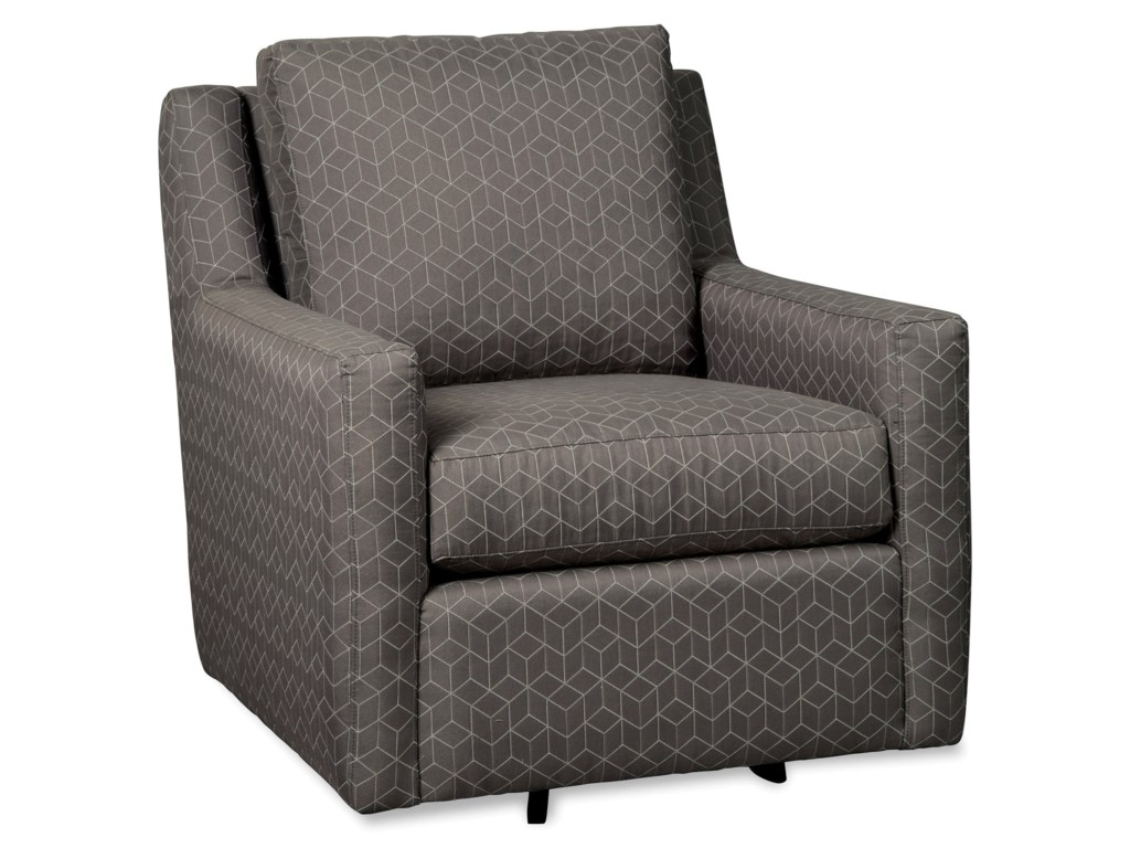 Craftmaster 072510Swivel Glider Chair