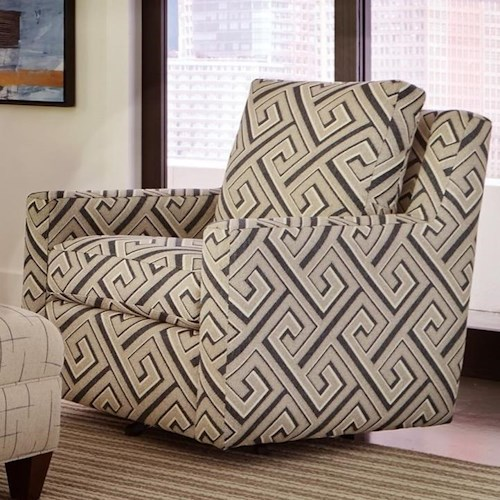 Hickorycraft 072510 Swivel Chair