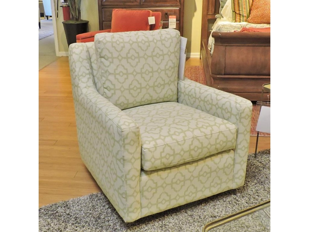 Craftmaster 072510072610 Swivel Chair