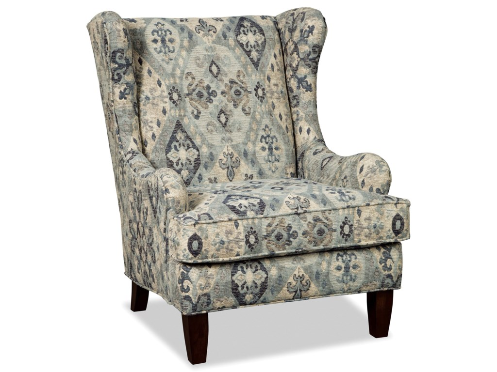 Craftmaster 074710Wing Chair