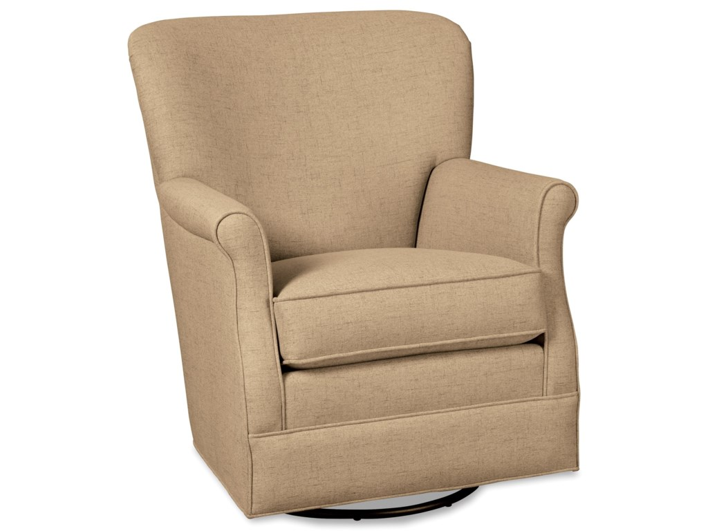 Hickorycraft 075110Swivel Chair