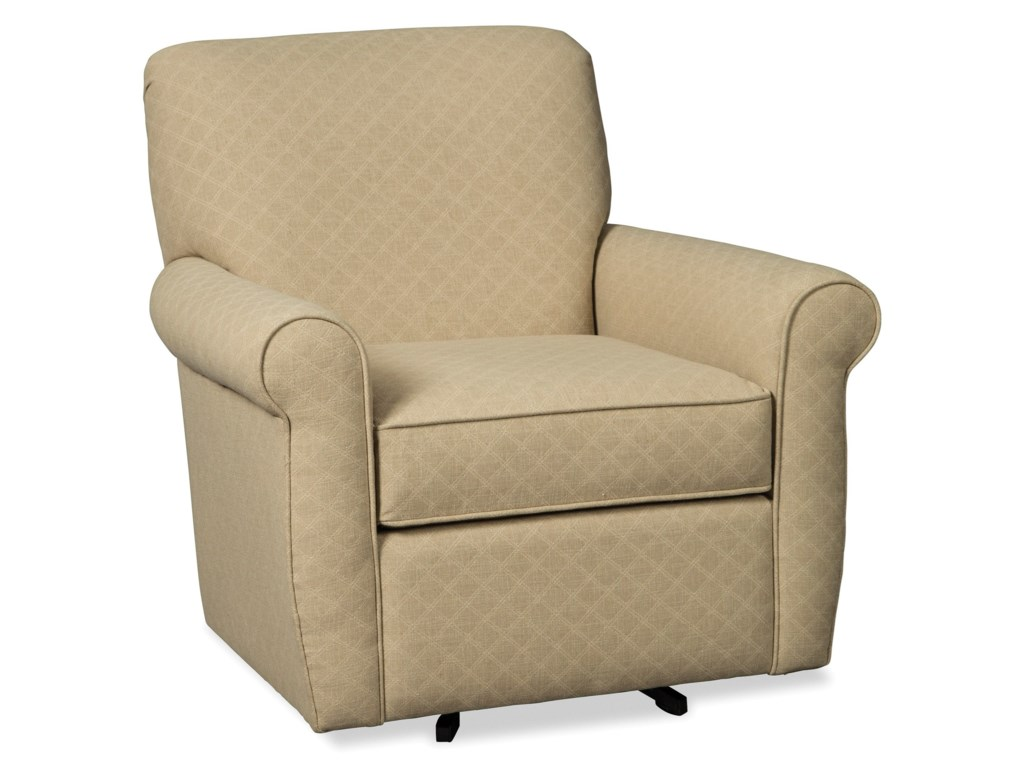 Hickorycraft 075610-075710Swivel Chair