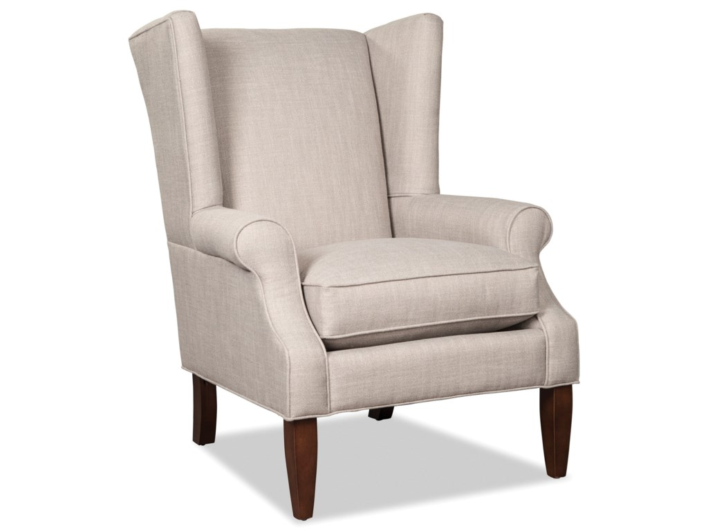 Hickory Craft 083610Wing Chair