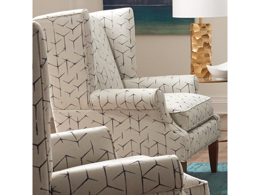 Hickorycraft 083610Wing Chair