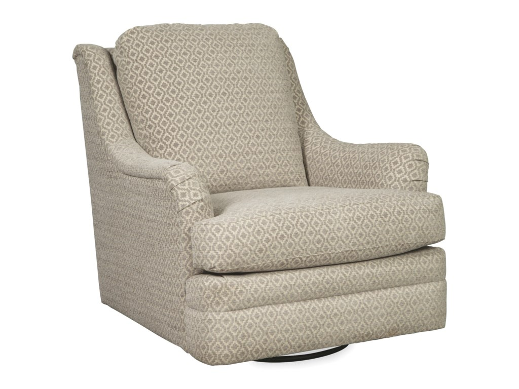 Hickory Craft 084410Swivel Chair