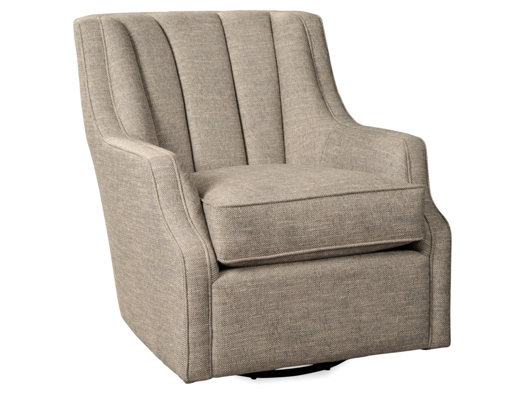Craftmaster 084710Swivel Chair