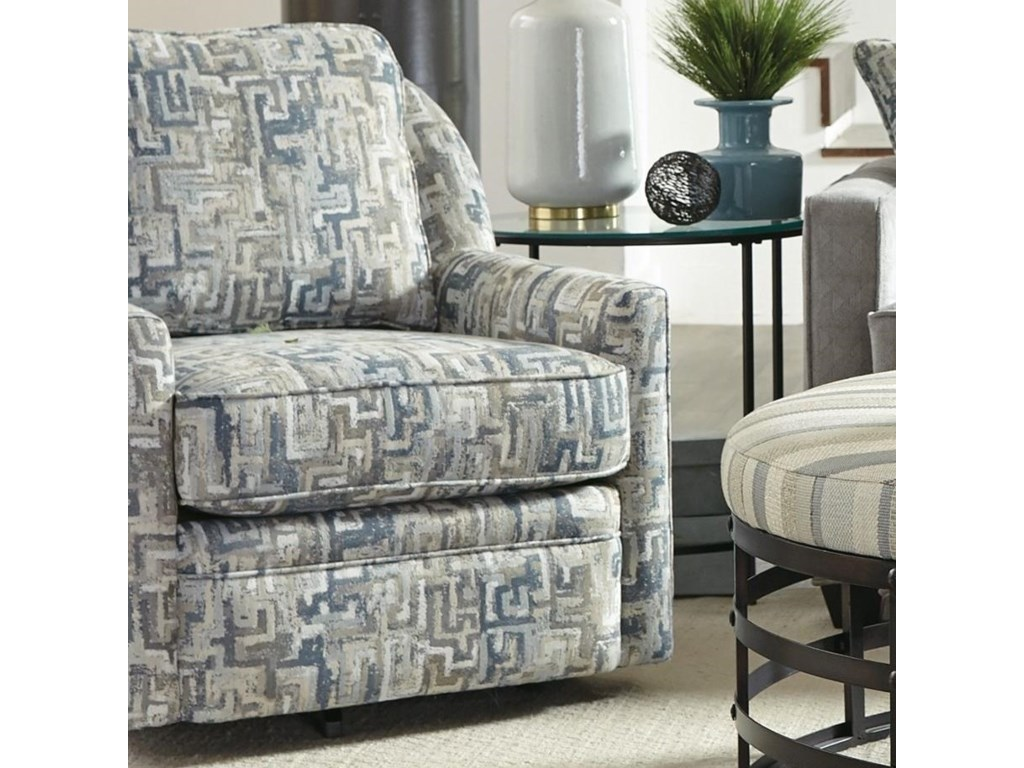 Hickory Craft 085110-085210Swivel Glider Chair