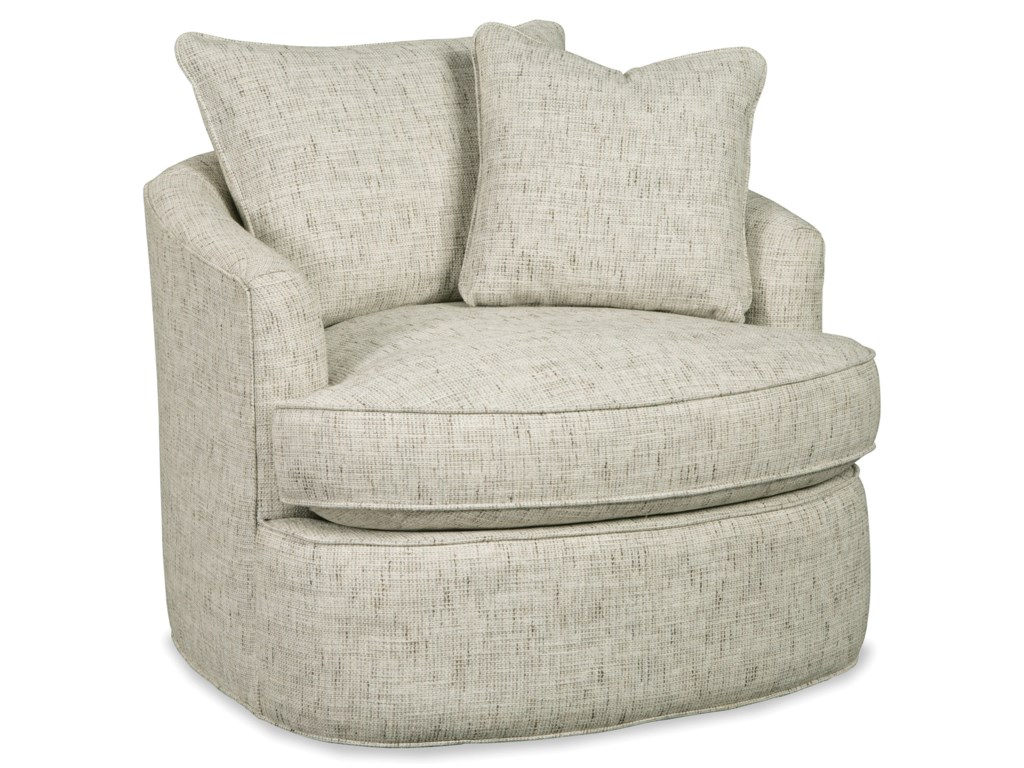 Craftmaster 085710Swivel Chair