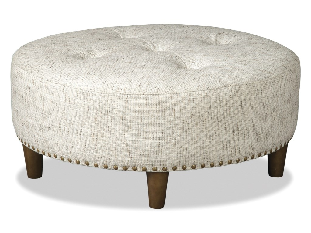 Hickorycraft 090200Cocktail Ottoman