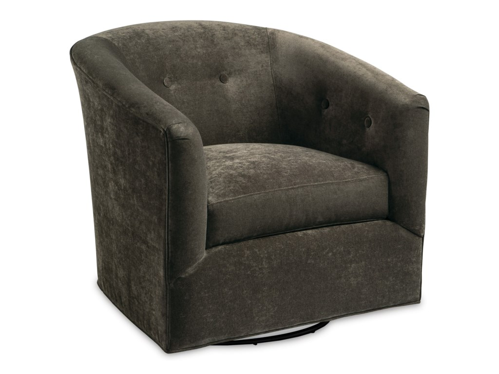 Hickorycraft 094110Swivel Chair