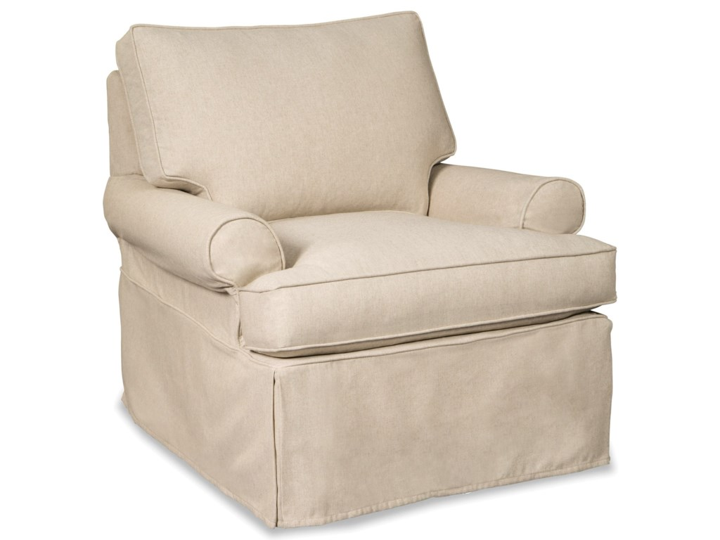 Craftmaster 096210BDSwivel Glider Chair