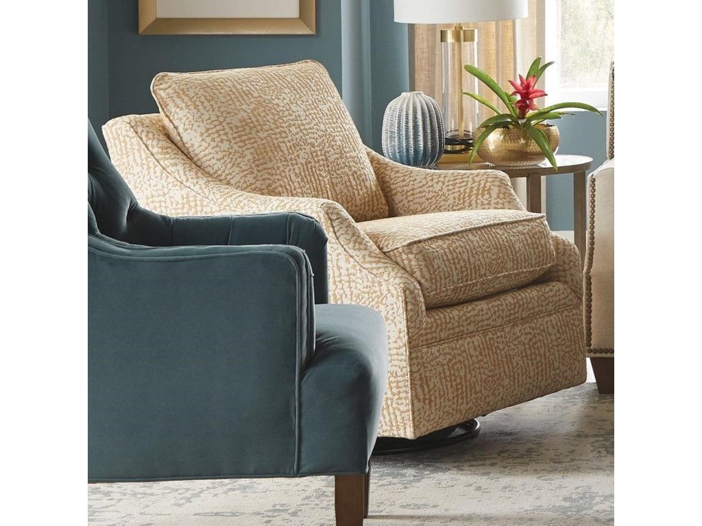 Hickory Craft 097010Swivel Chair