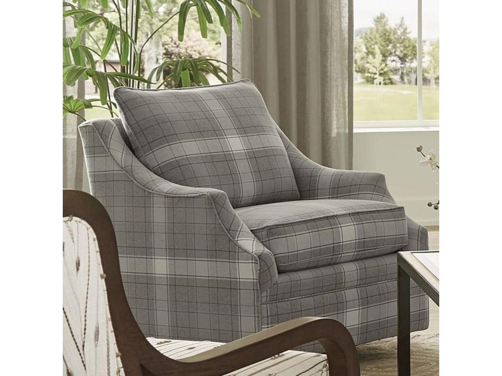 Craftmaster 097010Swivel Glider Chair