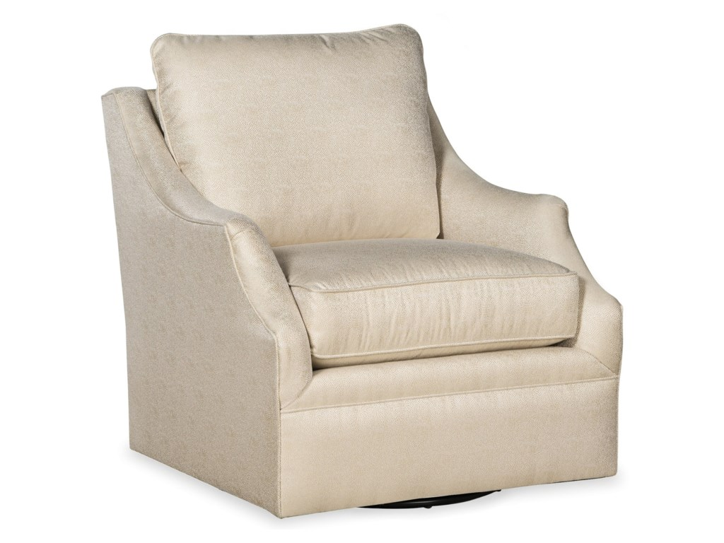 Hickorycraft 097010Swivel Glider Chair