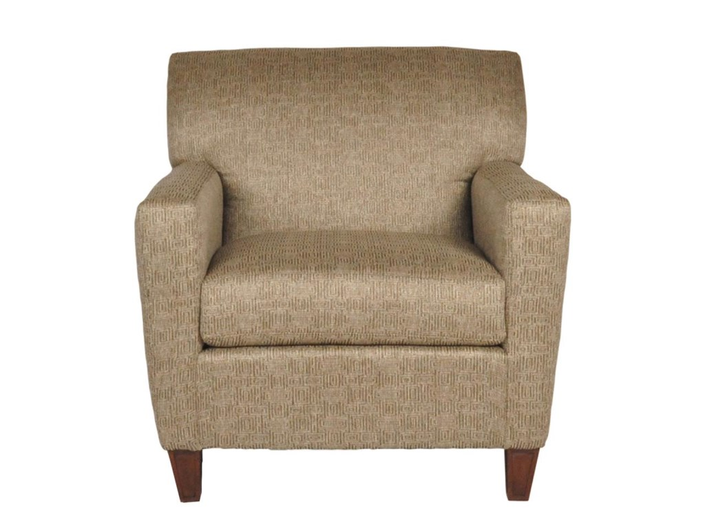 Digsby Contemporary Chair by Main & Madison at Morris Home