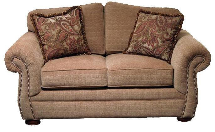 Craftmaster 2675 traditional love seat