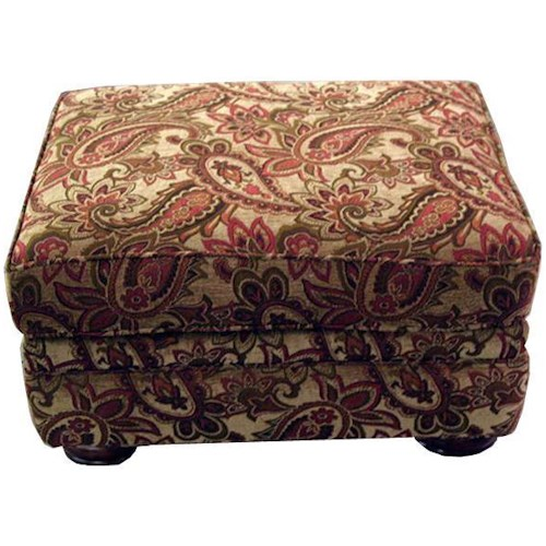 Craftmaster 2675 Upholstered Ottoman