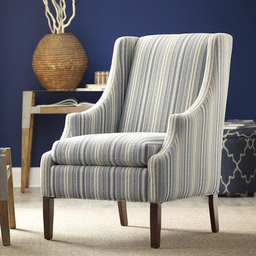 Craftmaster Accent Chairs Transitional Chair With