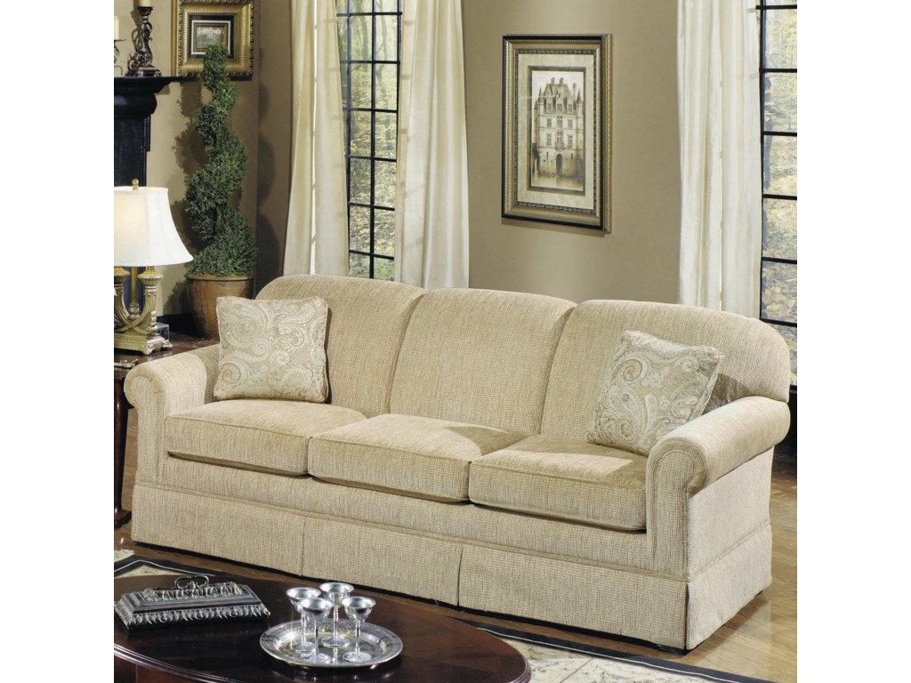 Craftmaster 4200Stationary Sofa