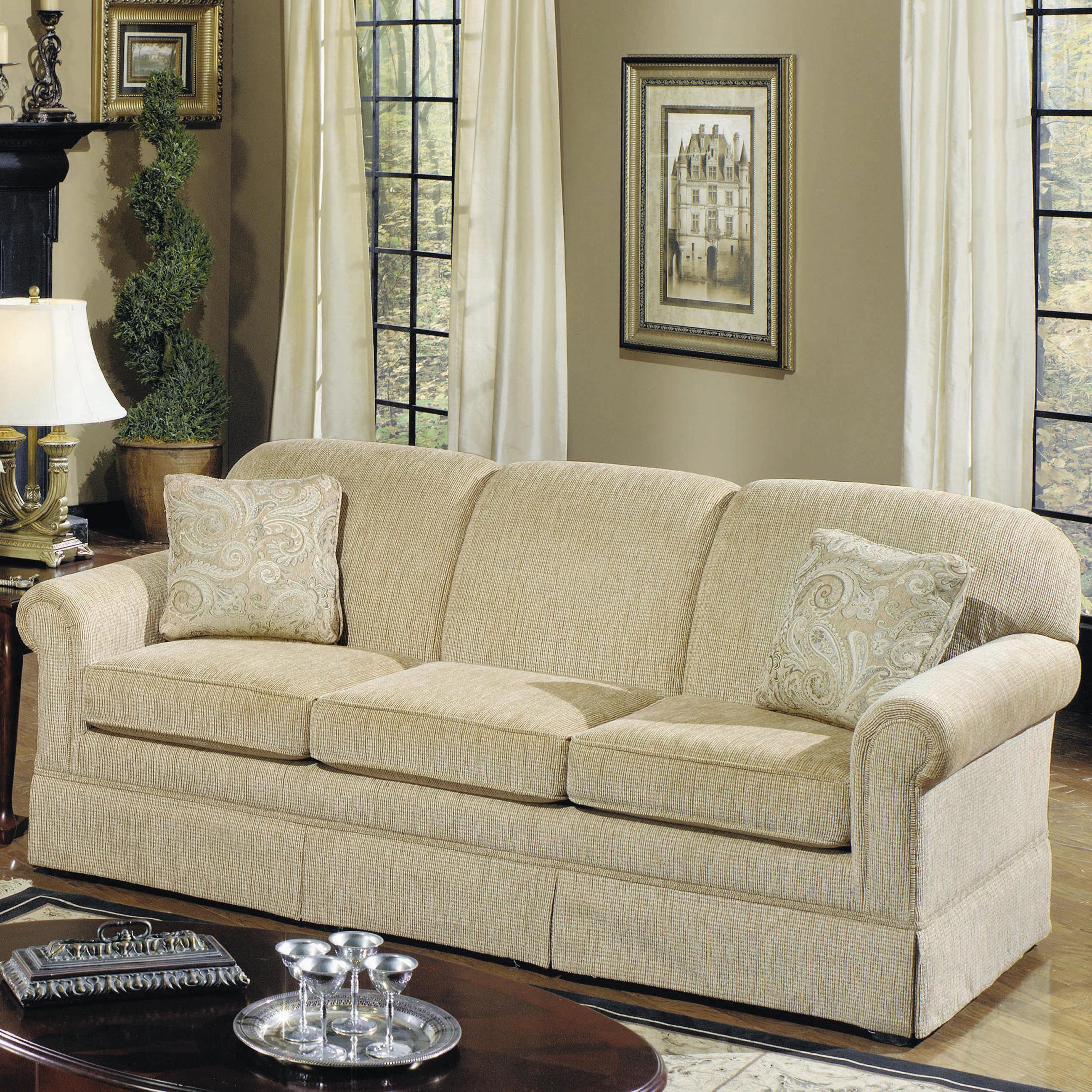 Craftmaster 4200Stationary Sofa; Craftmaster 4200Stationary Sofa
