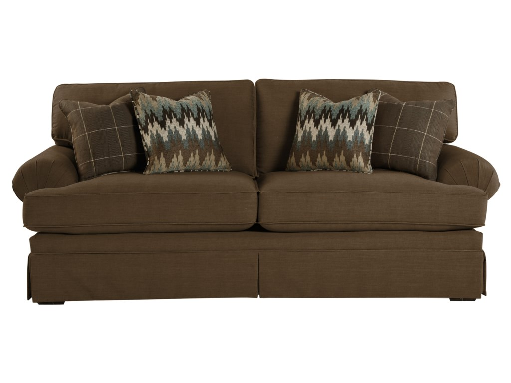 Craftmaster 4550Upholstered Stationary Sofa