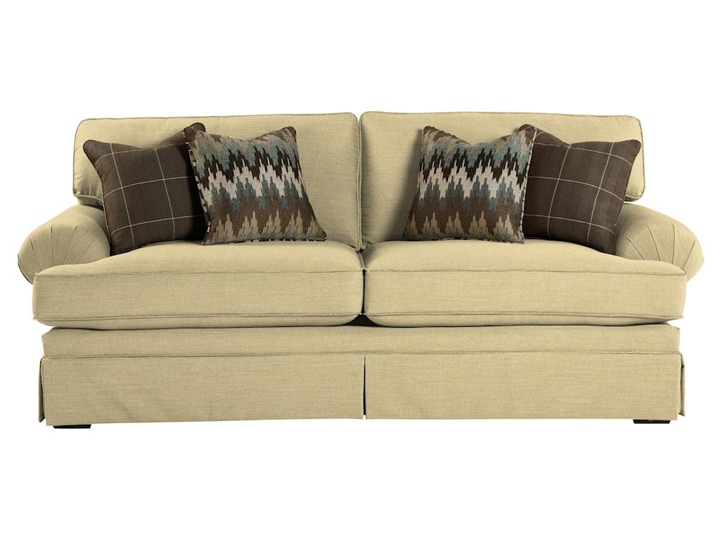 Craftmaster 4550Upholstered Stationary Sofa