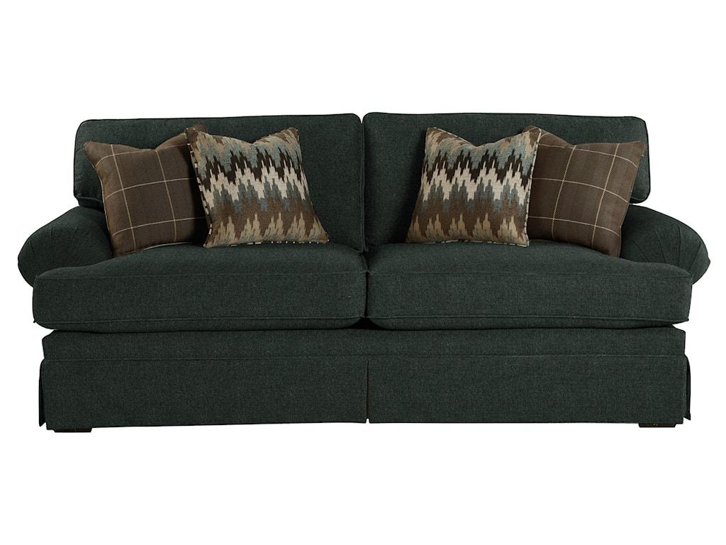 Hickory Craft 4550Upholstered Stationary Sofa