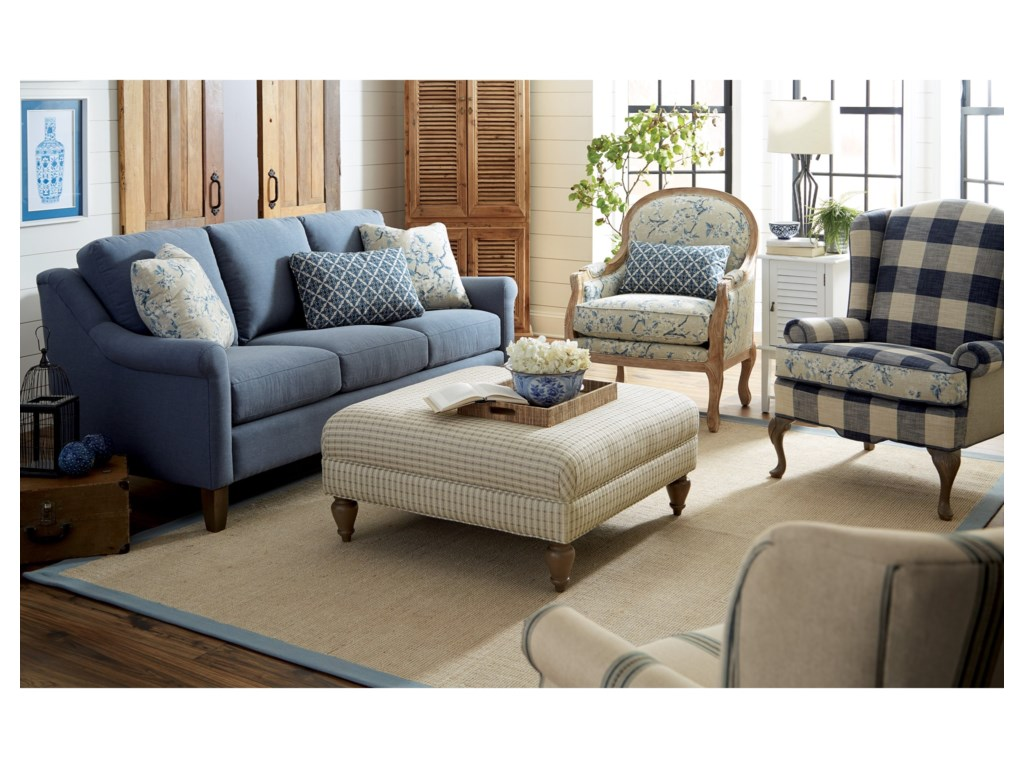 Hickory Craft 470250Sofa