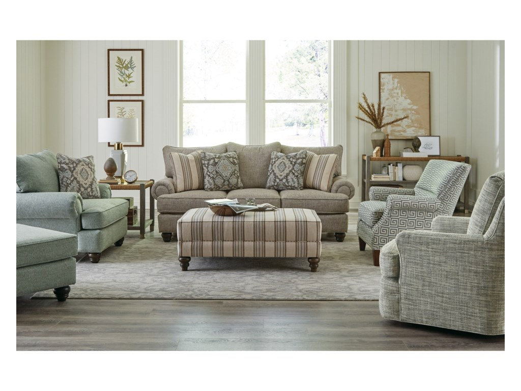 Craftmaster 700450Living Room Group