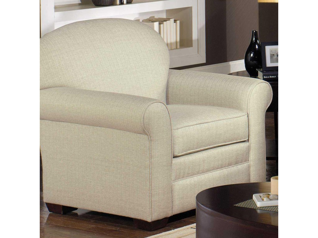 Hickorycraft 7185Upholstered Chair