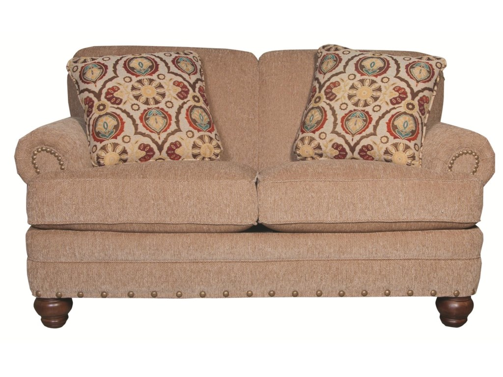 Hickory Craft 7281Loveseat