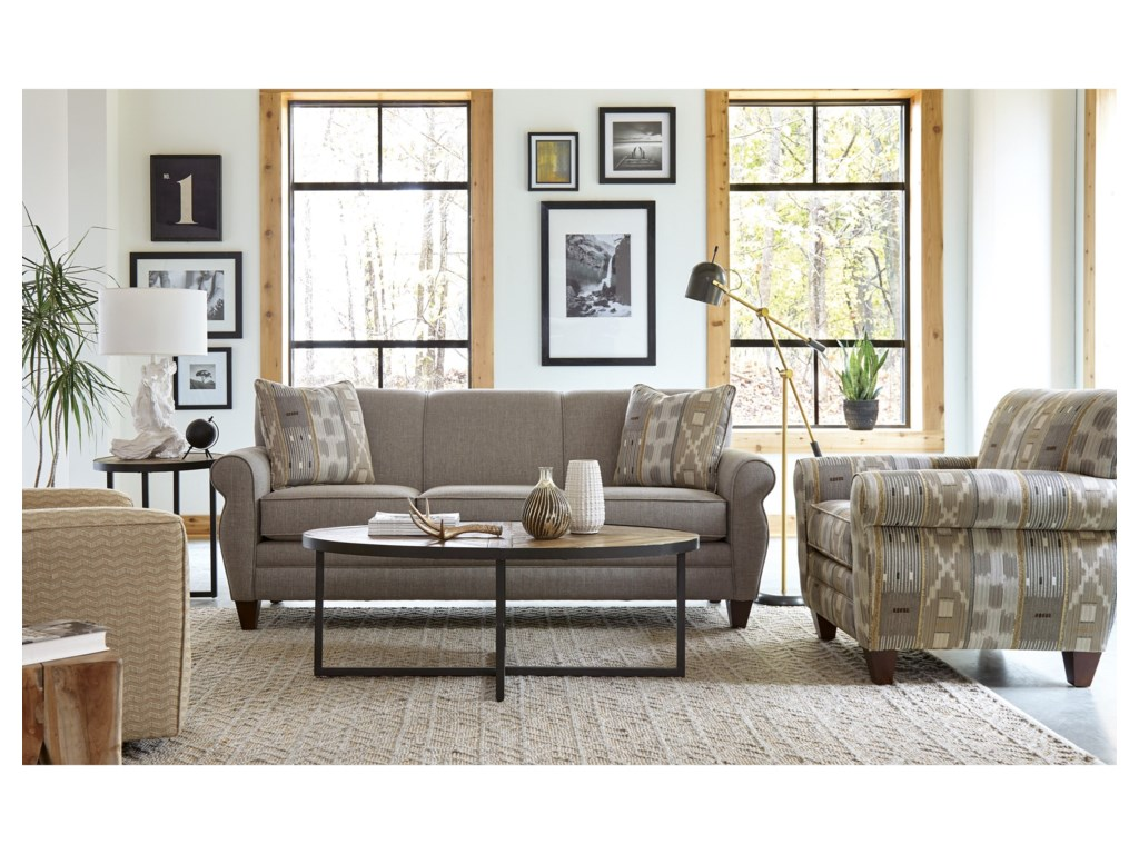 Hickorycraft 7388Living Room Group