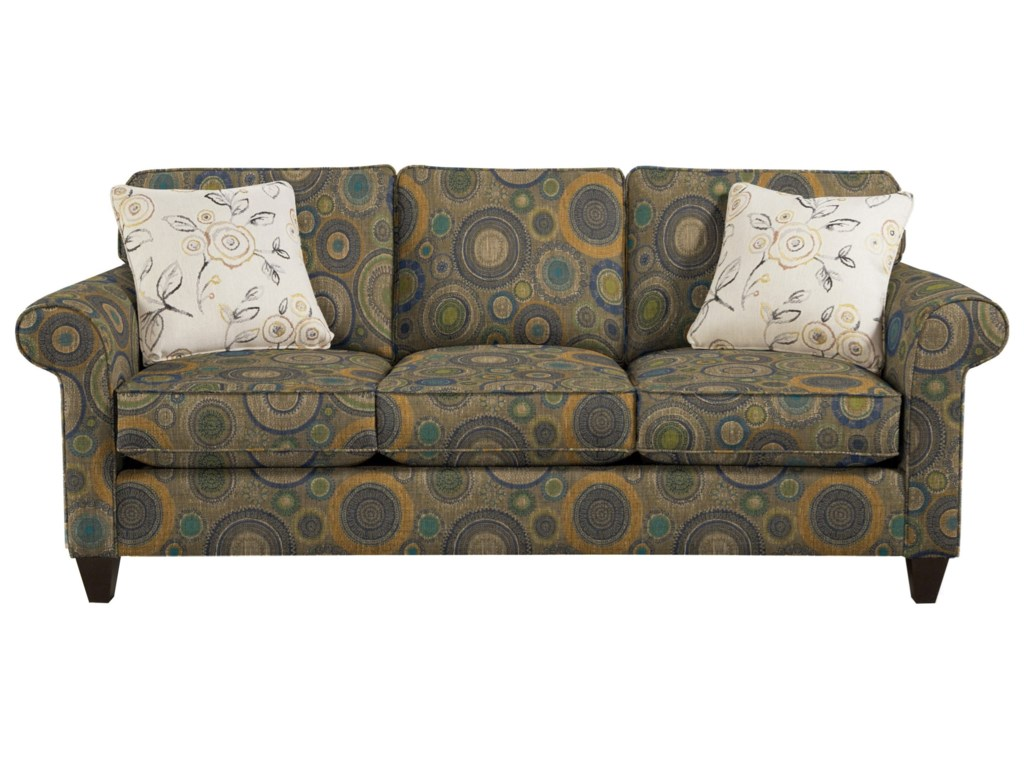 Hickorycraft 7421Sofa