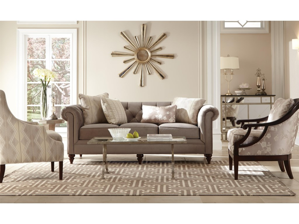 Craftmaster 7433Sofa