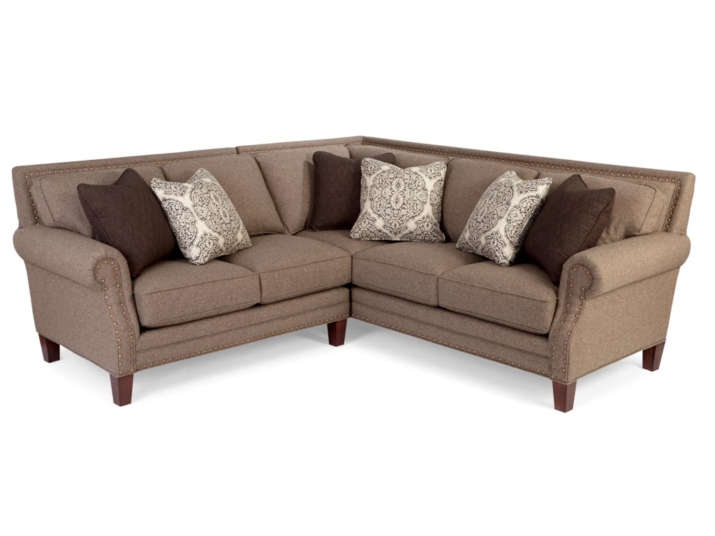Craftmaster 7472 Pc Sectional Sofa