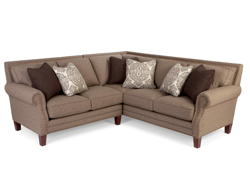 Craftmaster 7471552 Pce Upholstered  Sectional