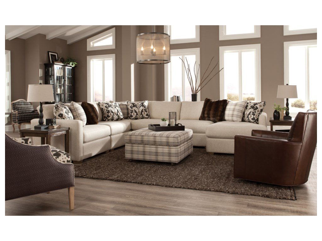 Craftmaster 751100Living Room Group