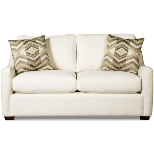Craftmaster 7643 Full Size Sleeper Sofa