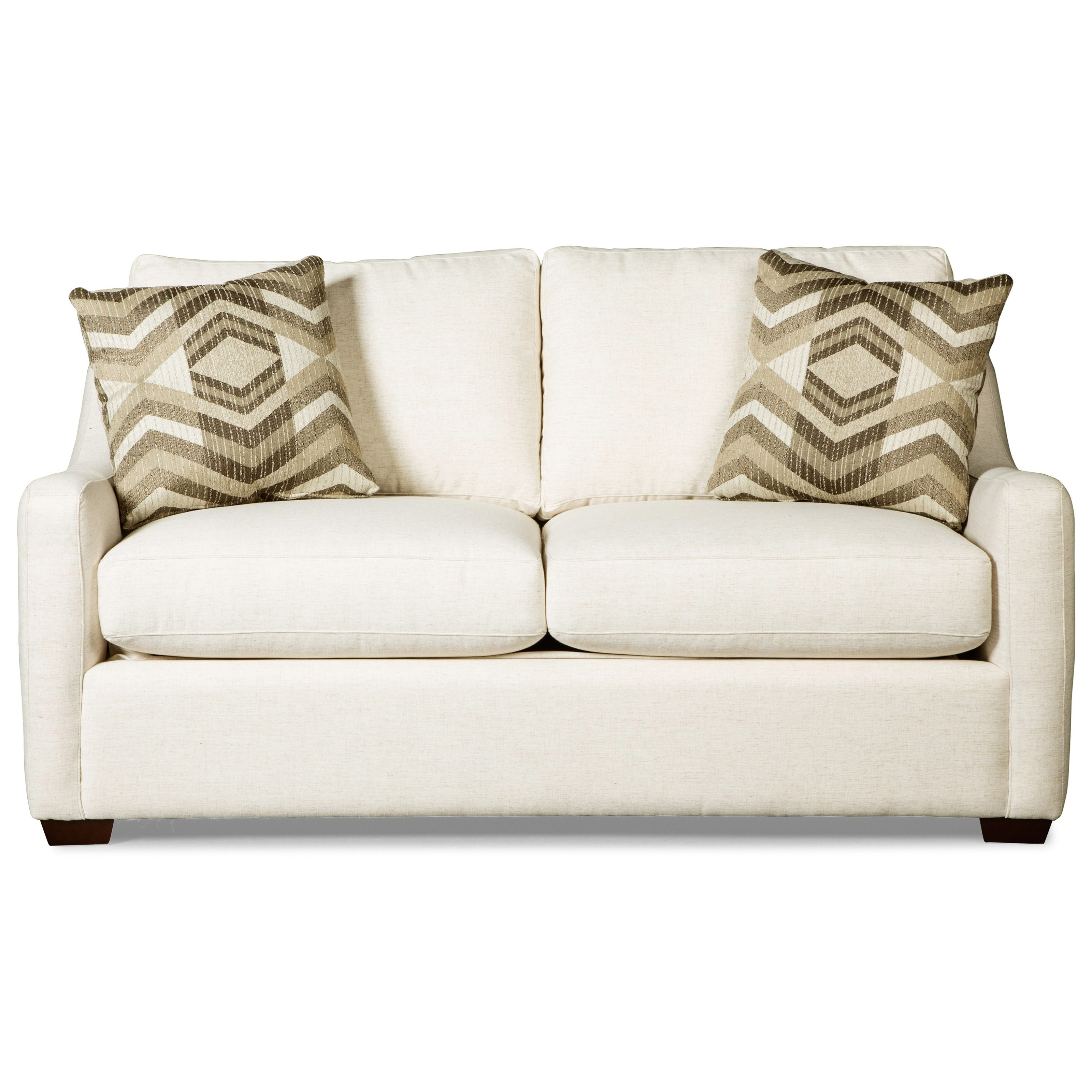 Hickory Craft 7643 Full Size Sleeper Sofa