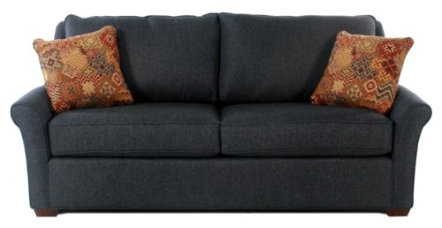 Cozy Life Revolution Transitional Queen Sleeper Sofa w