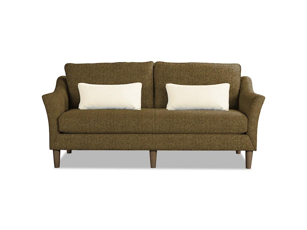 Craftmaster 7691-7692Sofa w/ Bench Seat