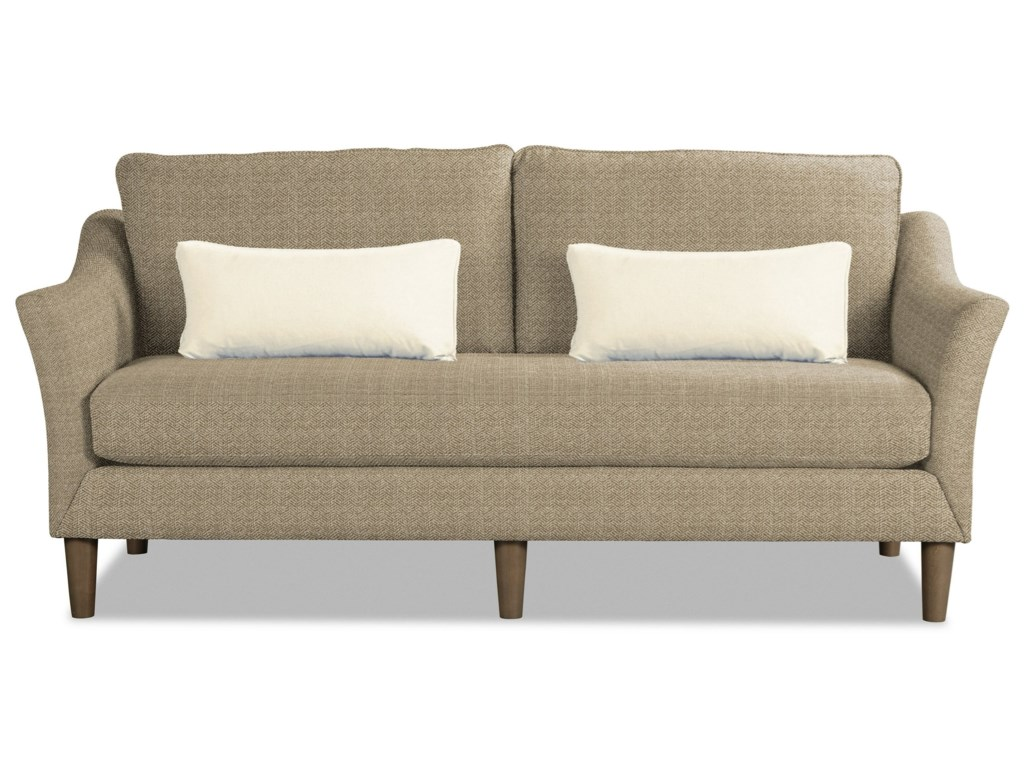Craftmaster 7691-7692Sofa w/ Bench Seat